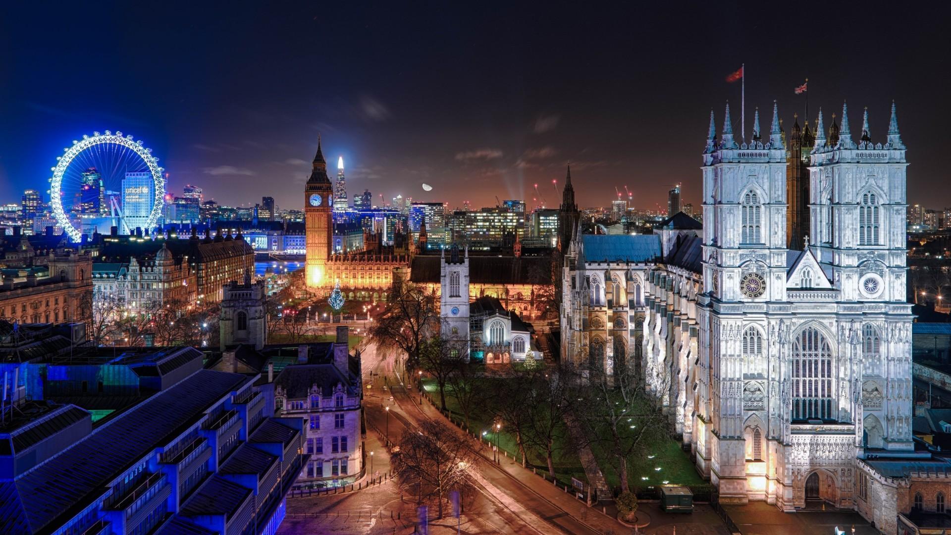 London wallpaper 5