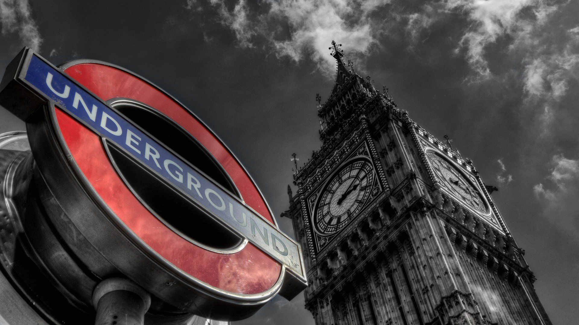 London wallpaper 3