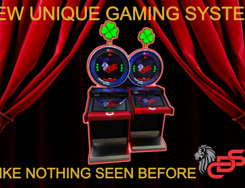WE ARE BACK – Visit us at G2E in Las Vegas, Nevada / USA 2021